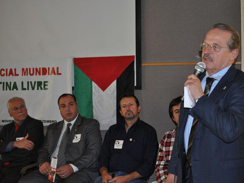 """Serviços de inteligência monitoram ingresso de """"turistas"""" durante o Fórum Social Palestina Livre"""