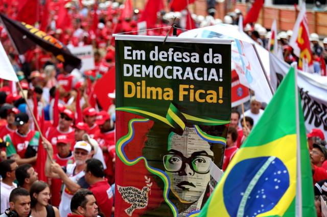 Dilma fica