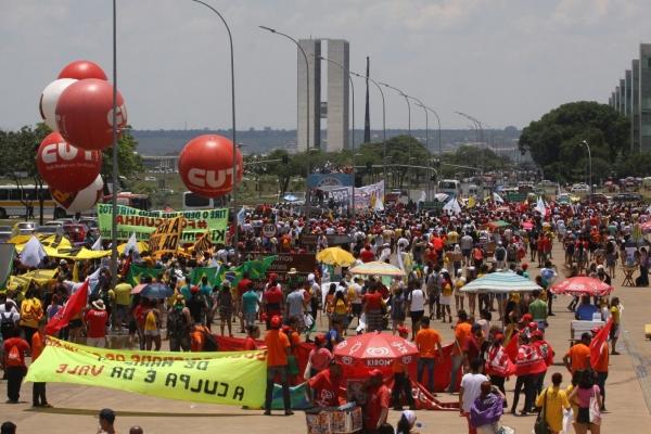 Brasília marcha