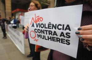Violência mulheres