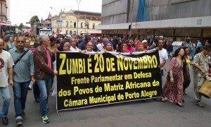 Marcha Zumbi