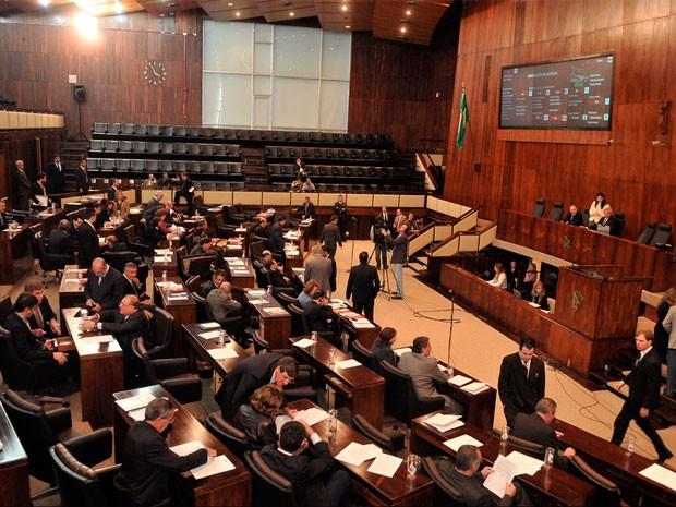 plenário da Assembleia