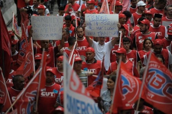 Rio marcha