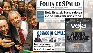 Lula e sítio