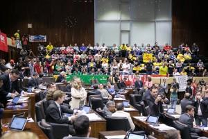 Votação na Assembleia