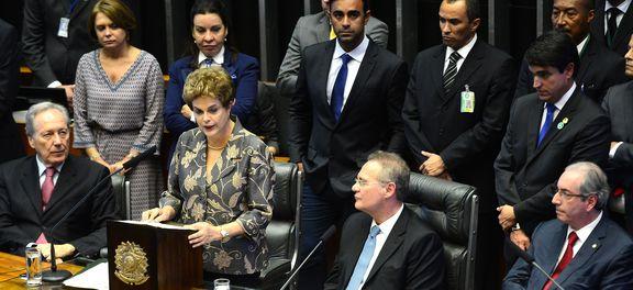 Dilma no Congresso