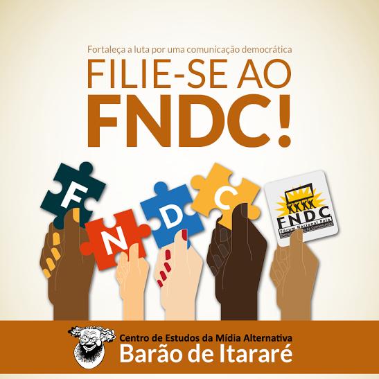 Filie-se ao FNDC