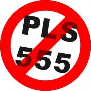PLS 555