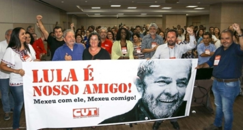 Lula é nosso amigo