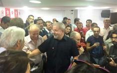Lula após PF