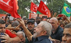 Lula em SBC