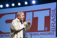 Lula na CUT