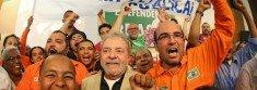 Lula com a FUP
