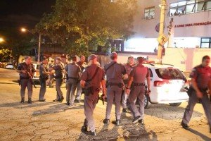 Policias em Diadema