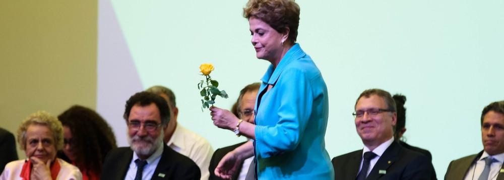 Dilma e DH