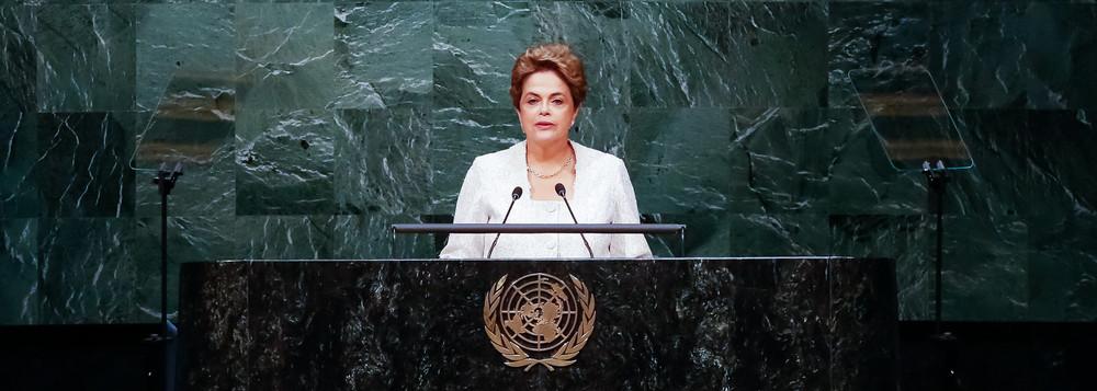 Dilma na coletiva