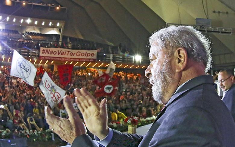 Lula com educação