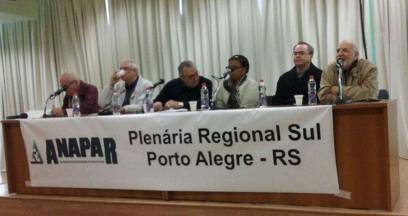 Anapar plenária