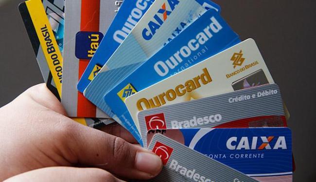 Cartões de bancos