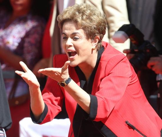 Dilma anuncia