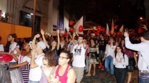 Dilma em BH4