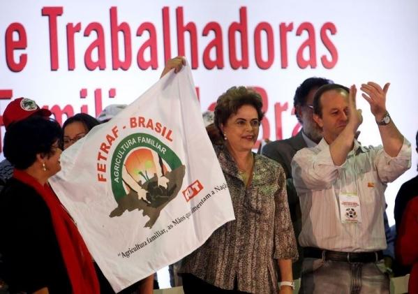 Dilma na Fetraf