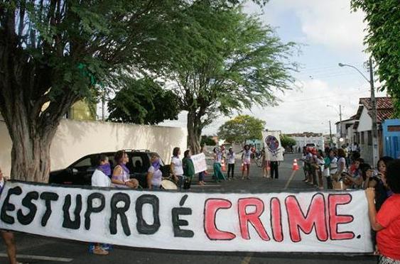 Estupro é crime