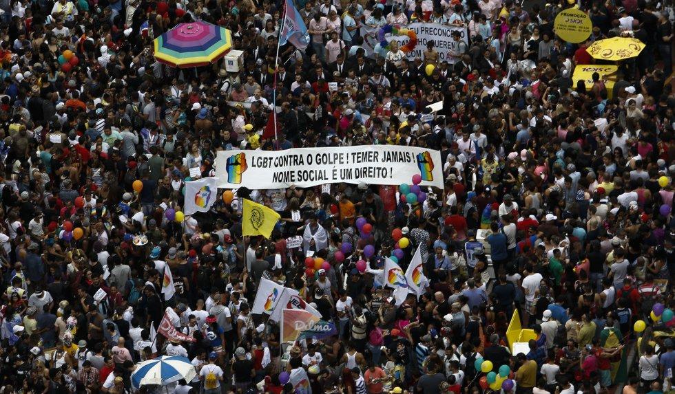 parada Orgulho LGBT