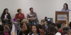 Dilma no encontro1