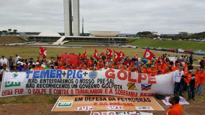 FUP em Brasília