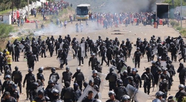 Massacre no México