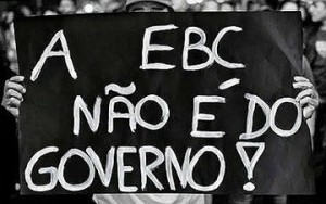 EBC não é do governo