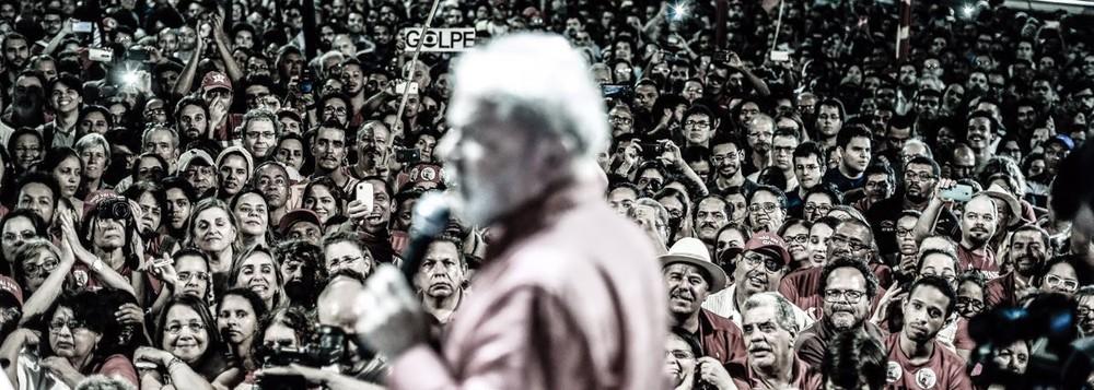 Lula no Nordeste