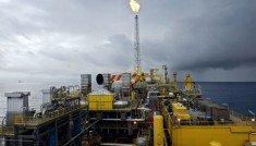 Petrobras no mar
