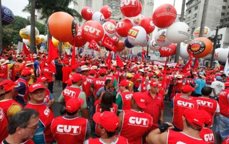 CUT mobiliza