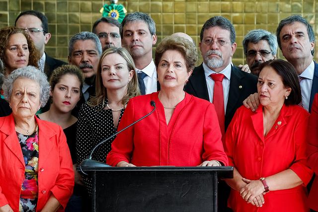 Dilma último discurso