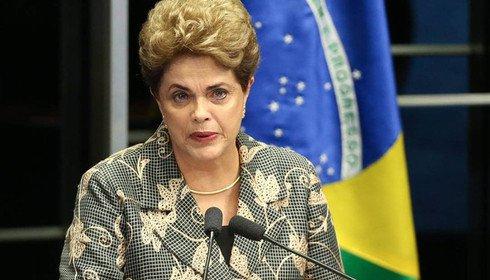 Dilma no Senado