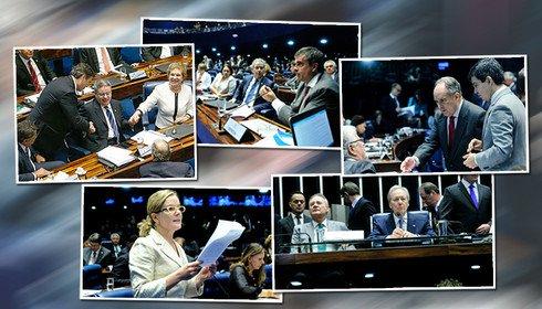 Imagens do Senado