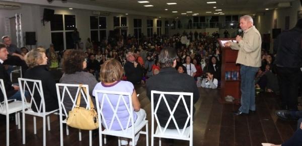 Lula em Santo André