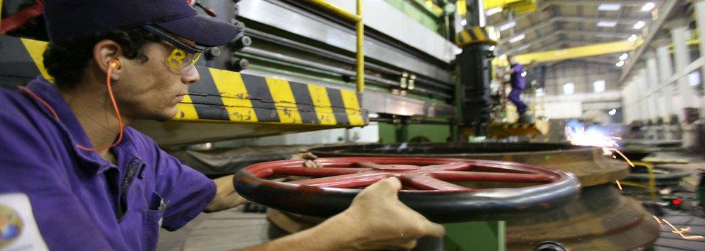 Trabalhador metalúrgico