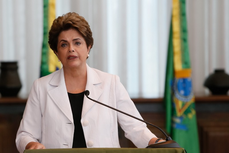 Dilma e plebiscito
