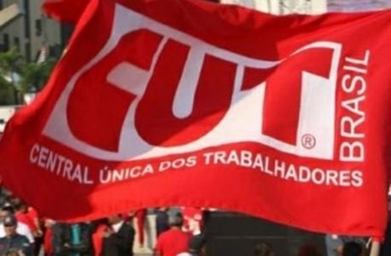 Bandeira CUT