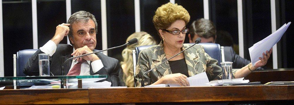 Dilma e Cardoso