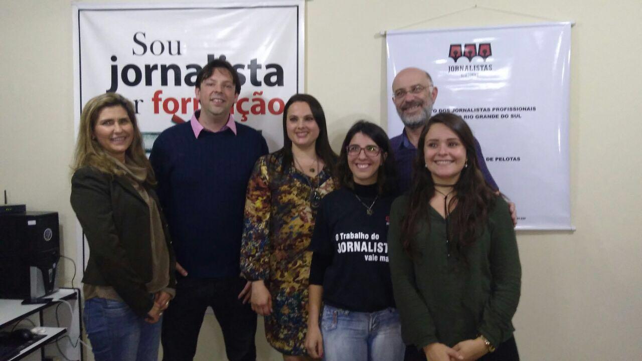 20161018 Posse Pelotas Divulgação