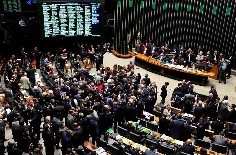 Câmara vota PEC241-1