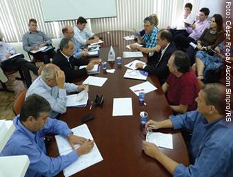 Negociação coletiva Sinpro-RS