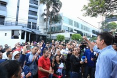 Vigília no Lula