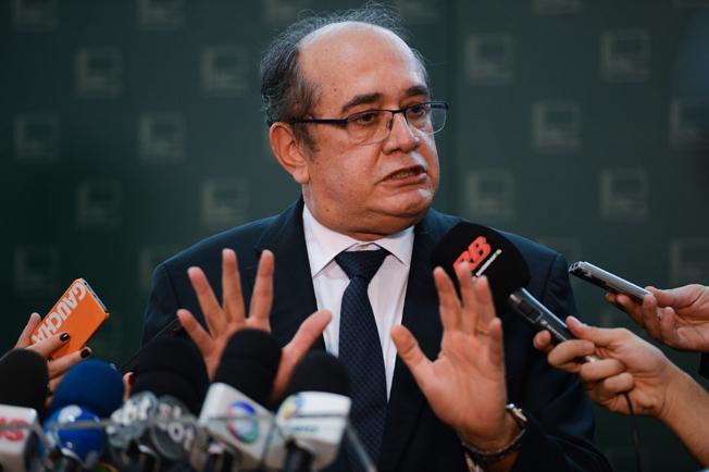 Entrevista com o ministro do STF, Gilmar Mendes
