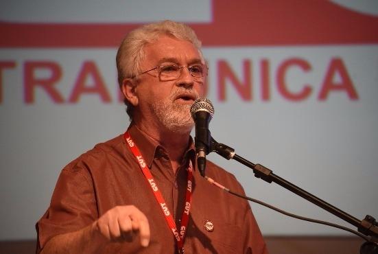 João Felicio fala