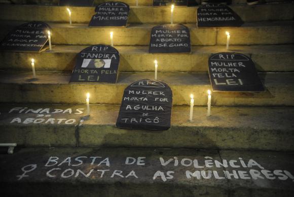 Mulher contra violência